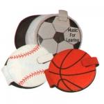 Baseball , Soccer and Basketball CD Holder