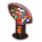 Baseball , Football , Soccer and Basketball Bubble Gum Machine